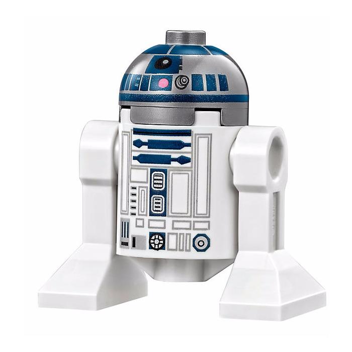 Lego r2 d2 minifigure brick owl lego marketplace - Lego starwars r2d2 ...