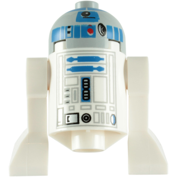 how to make a mini lego r2d2