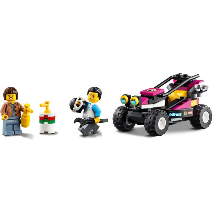 LEGO Race Buggy Transporter Set 60288   Brick Owl - LEGO ...