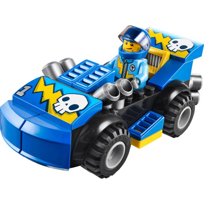Juniors Race Rally Car Lego