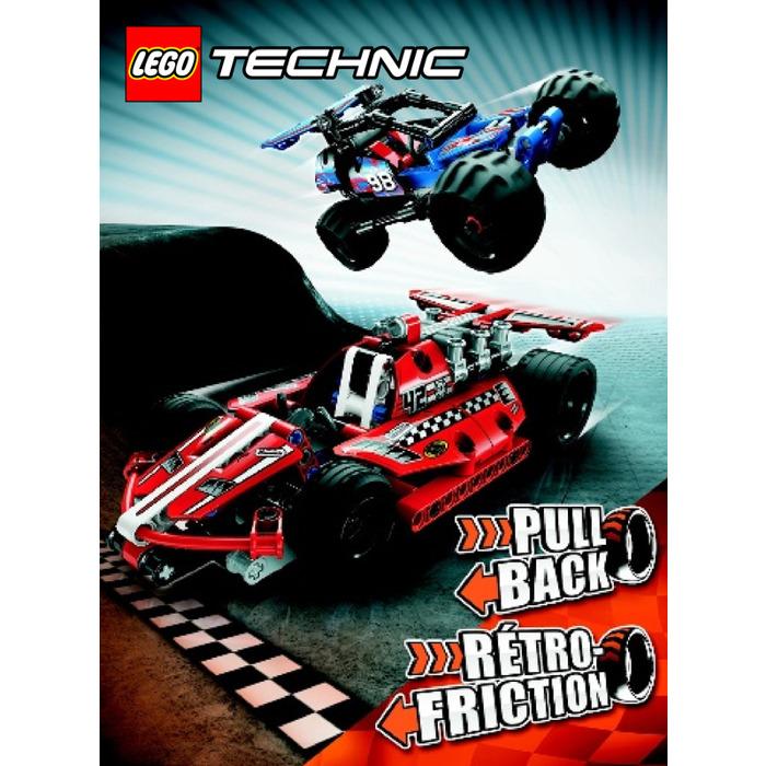 Lego Race Car Set 42011 Instructions Brick Owl Lego Marketplace