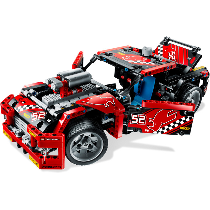 lego technic race truck set 8041 new in box ebay. Black Bedroom Furniture Sets. Home Design Ideas