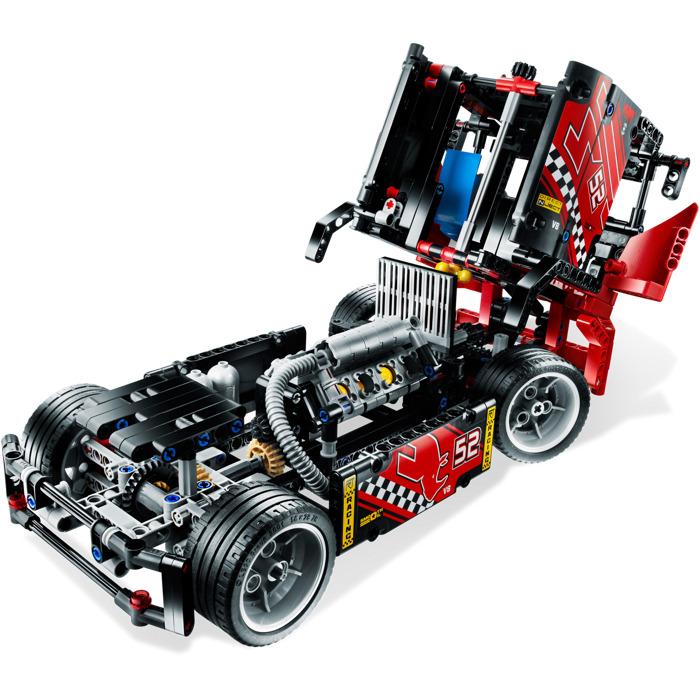 Lego 8041 Car Instructions