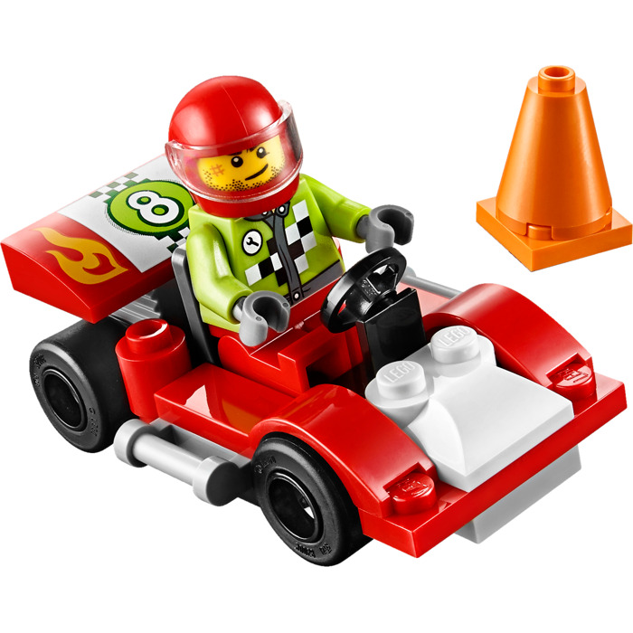 Video Lego City Cars