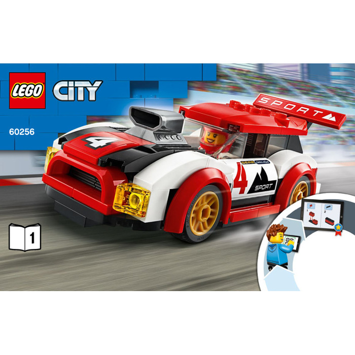 Lego Racing Cars Set 60256 Instructions Brick Owl Lego Marketplace