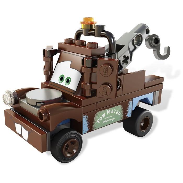 Lego Radiator lego radiator springs classic mater set 8201 | brick owl - lego