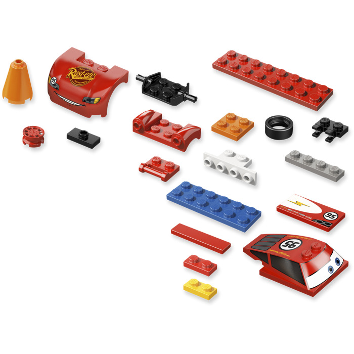 Lego Radiator lego radiator springs lightning mcqueen set 8200 | brick owl
