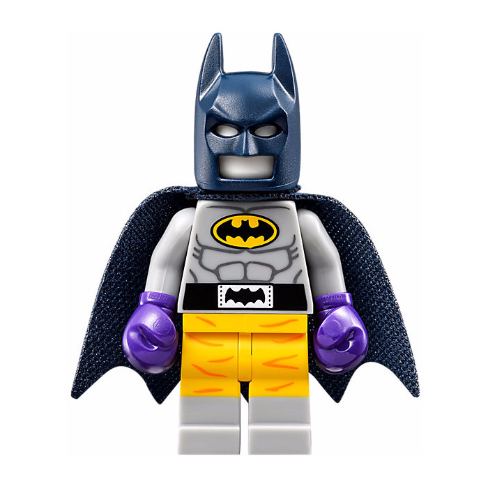 Lego Raging Batsuit Batman Batsuit With Boxing Gloves From Lego Batman Movie Minifigure Brick Owl Lego Marketplace
