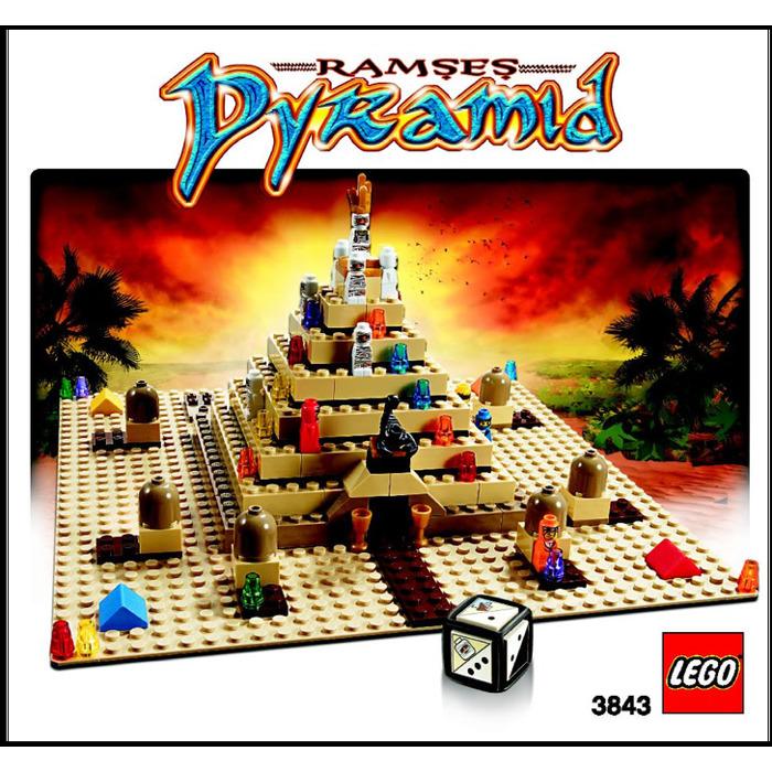 Lego Ramses Pyramid 3843 Instructions Brick Owl Lego Marketplace