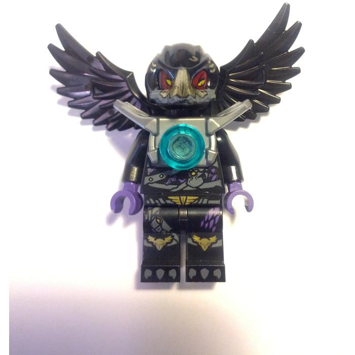 Baukästen & Konstruktion LEGO Minifiguren Lego Mini Figure legends of chima braptor with armour
