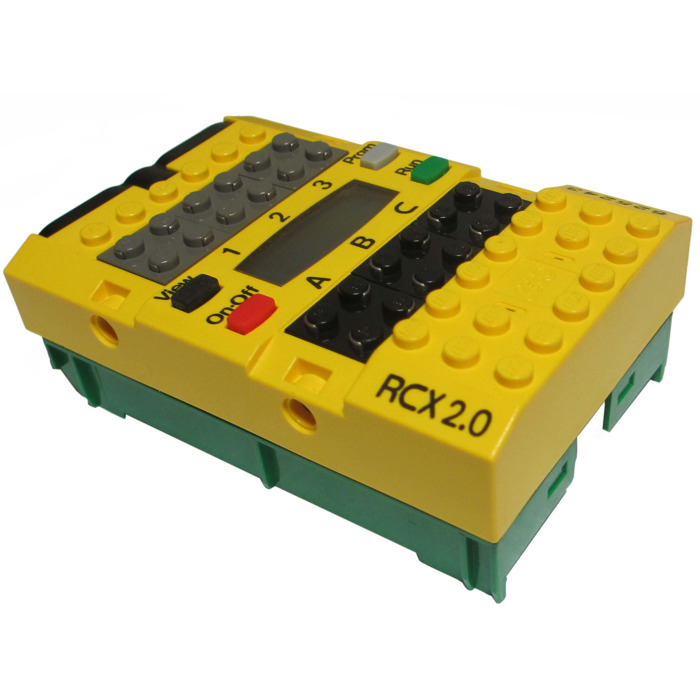 LEGO RCX 2.0 Programmable Brick without Battery Lid (883) | Brick ...