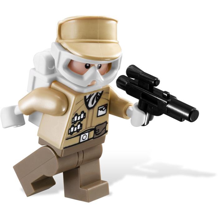 Lego Rebel Trooper Battle Pack Set 8083 Brick Owl Lego Marketplace