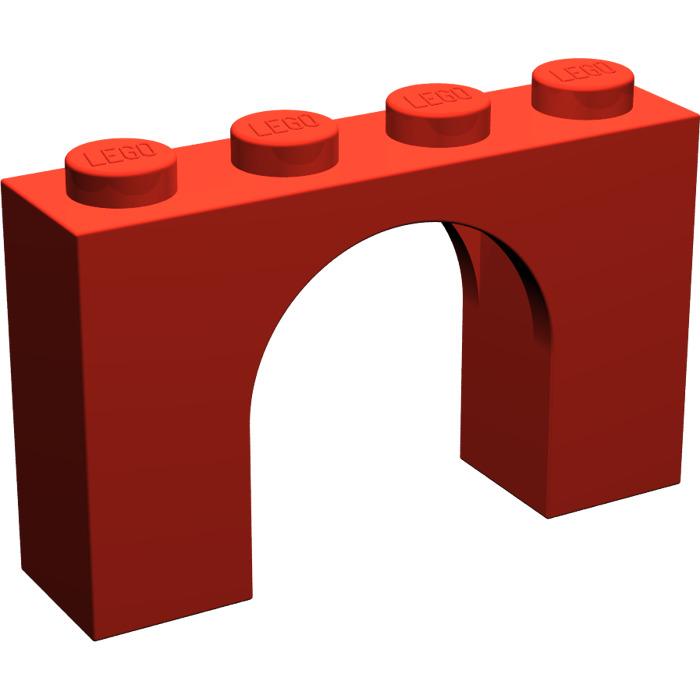 LEGO Arch 1 x 4 x 2 Choose Colour 6182