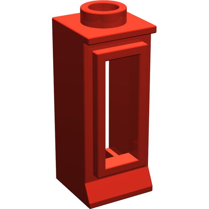 Lego classic window 1 x 1 x 2 brick owl lego march for Fenetre lego