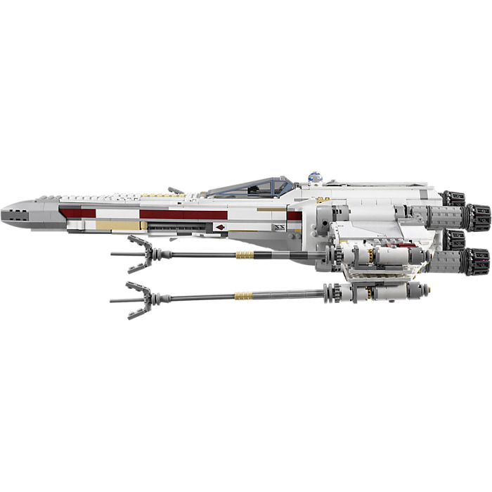 lego star wars x wing starfighter instructions