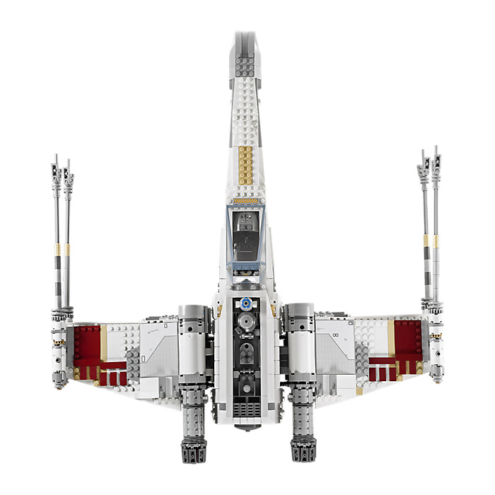 Lego Star Wars X Wing Starfighter: LEGO Red Five X-wing Starfighter Set 10240
