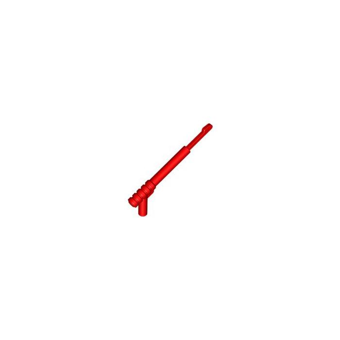 LEGO 30088 @@ Minifig Red Weapon Spear Gun 1782 6556 6558 6559