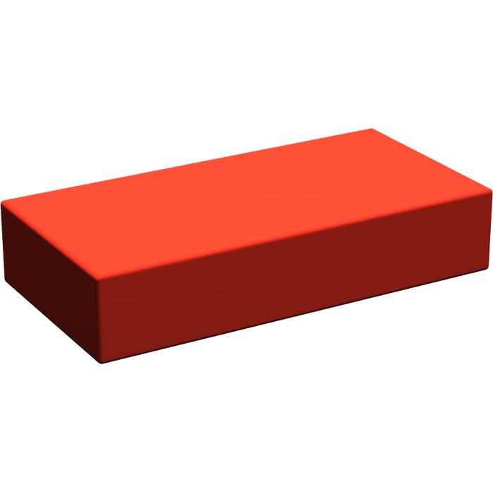 LEGO LOT 100 X  TILE LISSE 1X2 NOIR REF 3069 *NEUF*