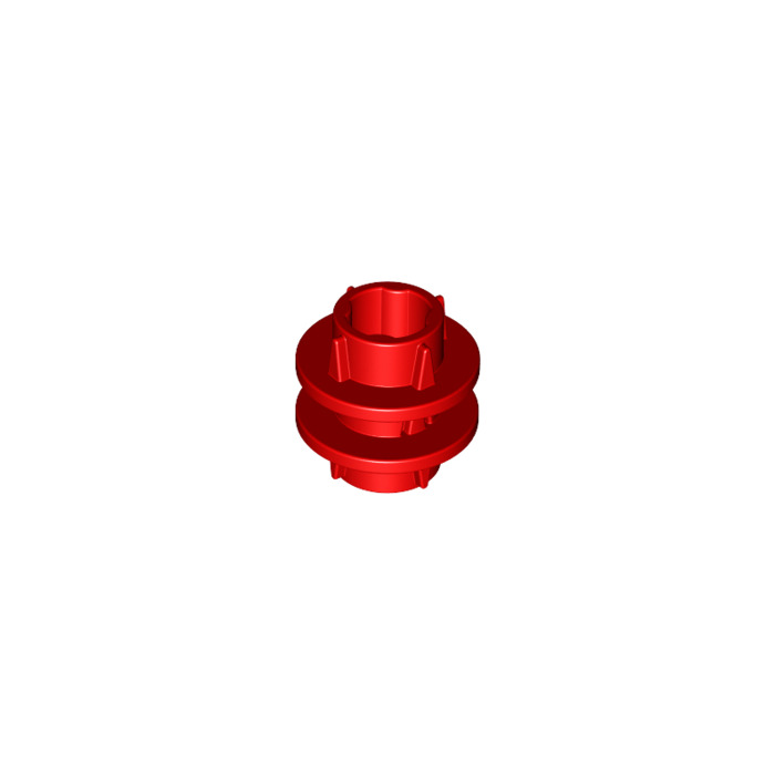 1x Lego Technic Drive Ring 2L Red Clutch Technic 42025 45560 4278957 6539