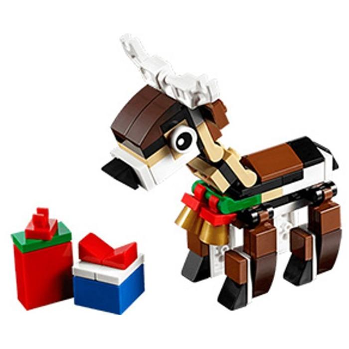 LEGO Reindeer Set 30474 | Brick Owl - LEGO Marketplace