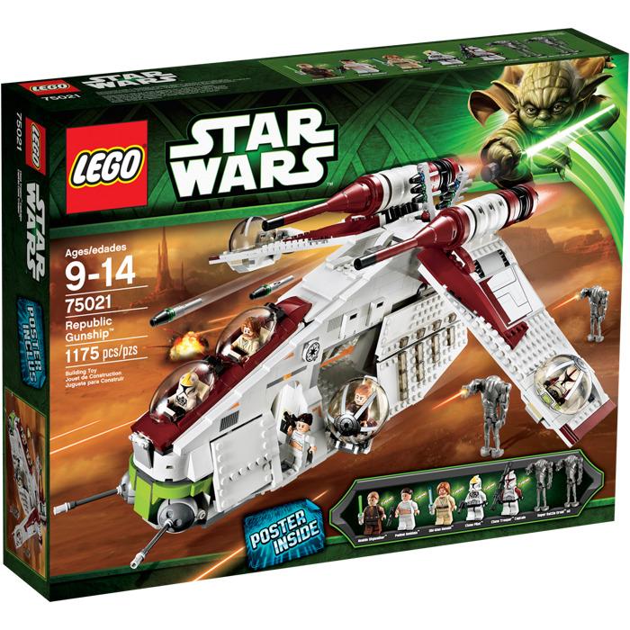 lego star wars republic gunship instructions