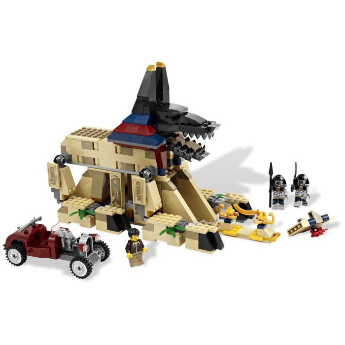 Lego rise of the sphinx set 7326 brick owl lego - Personnage lego chima ...