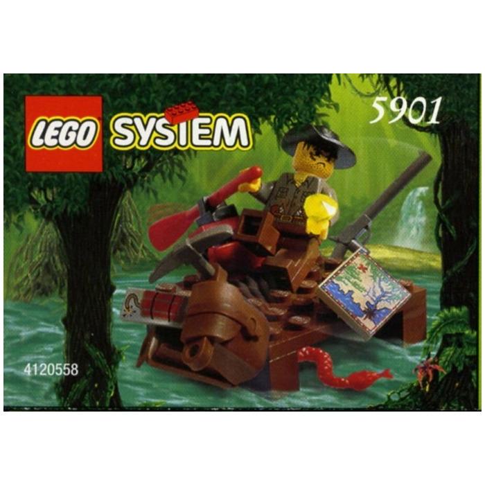 LEGO River Raft Set 5901