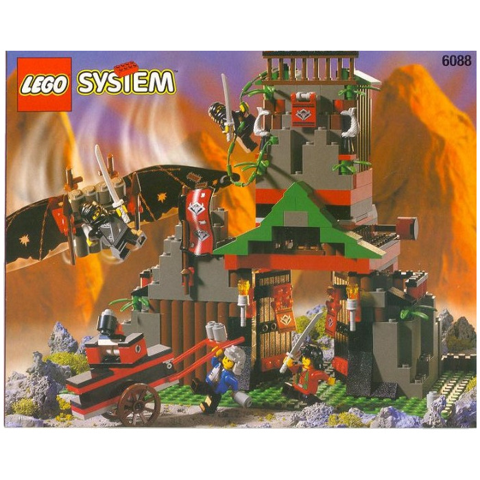 Lego Robber's Retreat Set 6088
