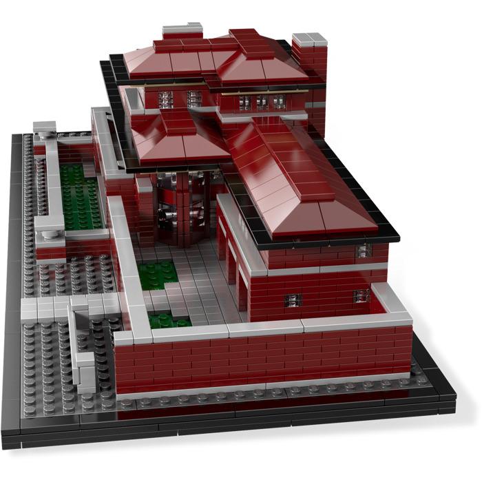 LEGO Robie House Set 21010 | Brick Owl - LEGO Marketplace