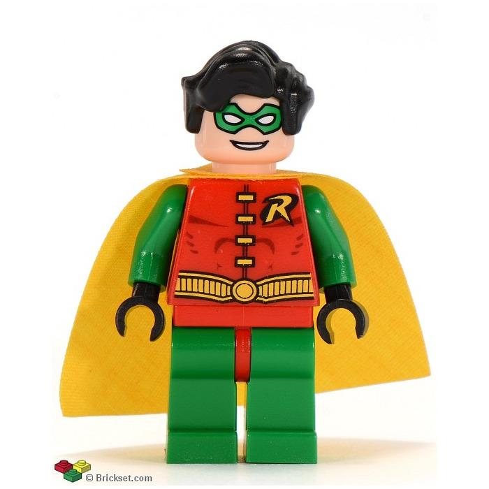 LEGO Robin Minifigure | Brick Owl - LEGO Marketplace