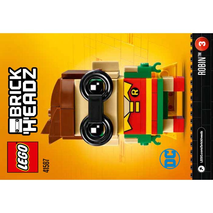 Lego Robin Set 41587 Instructions Brick Owl Lego Marketplace