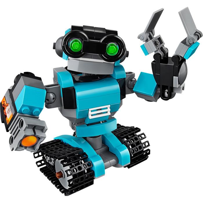 lego creator robo explorer instructions