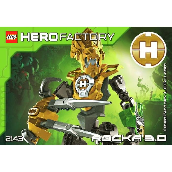 Lego Rocka 30 Set 2143 Instructions Brick Owl Lego Marketplace