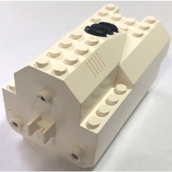 Battery Box 6456 Lego Electric Light /& Sound Rocket Engine Tested Works