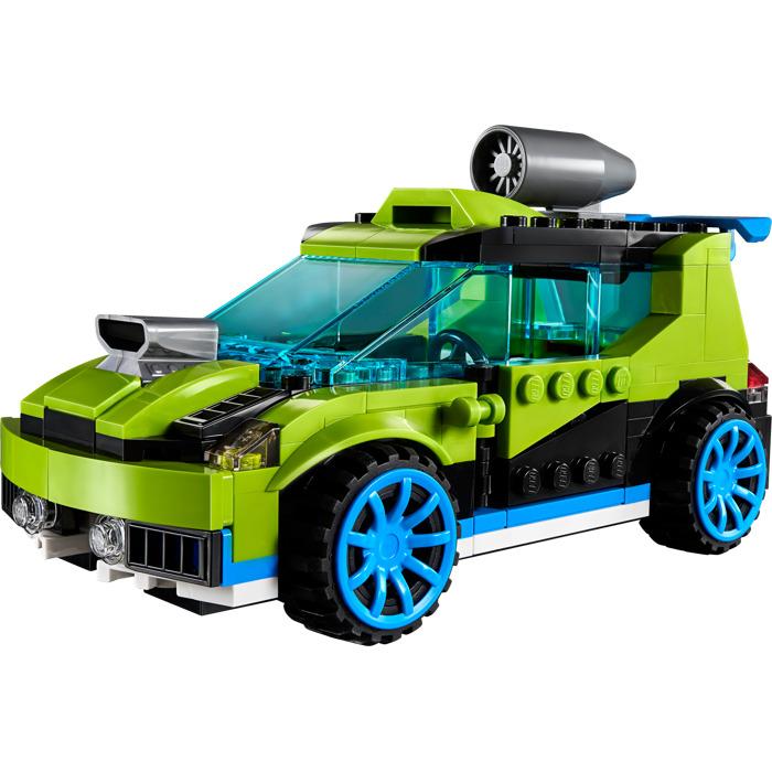 lego creator car instructions