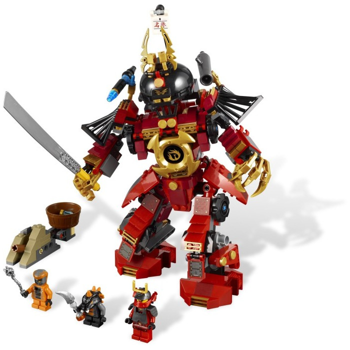 LEGO Samurai Mech Set 9448   Brick Owl - LEGO Marketplace