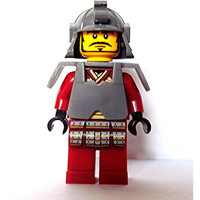 Lego Ninja Armour x 1 Dark Stone Grey for Minifigure