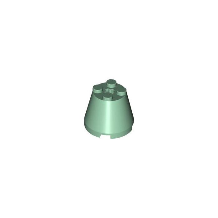 Lego ® brick bevel brick cone reactor gushed brick cone choose color ref 6233