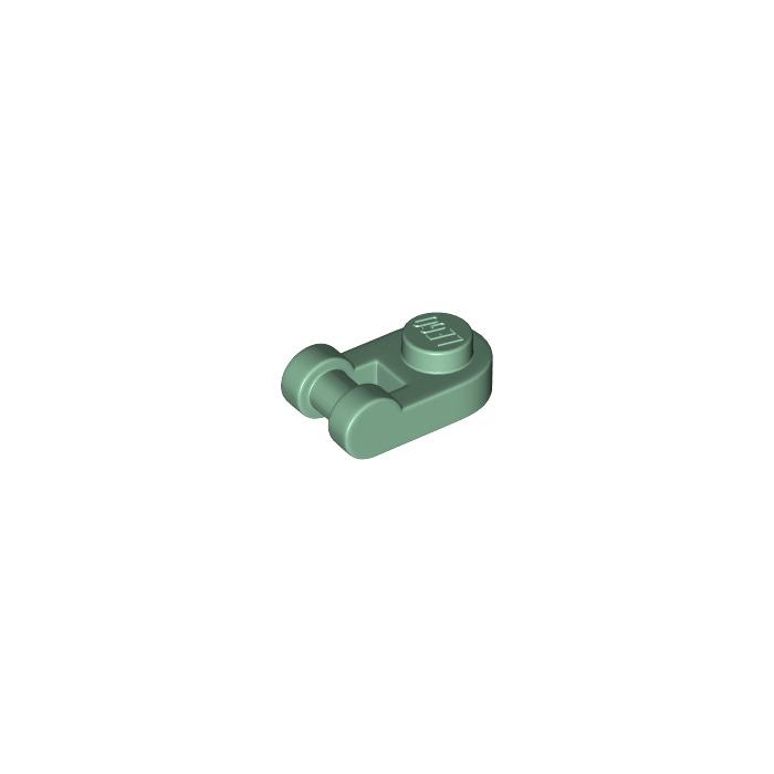 LEGO assiette 1 x 1 Rond avec Manipuler (26047)   Brick ...