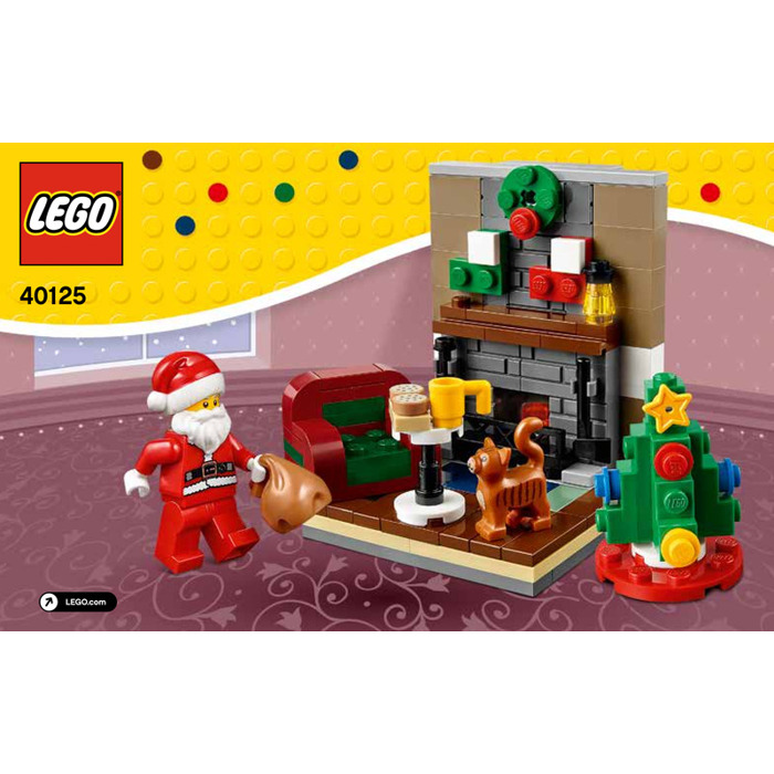 lego city set instructions