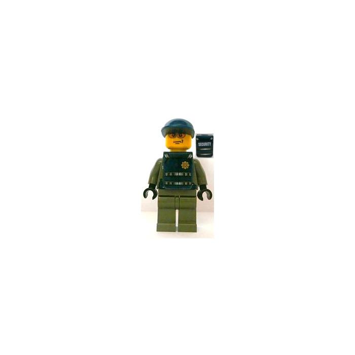 Security Guard Meller | Brickipedia | FANDOM powered by Wikia