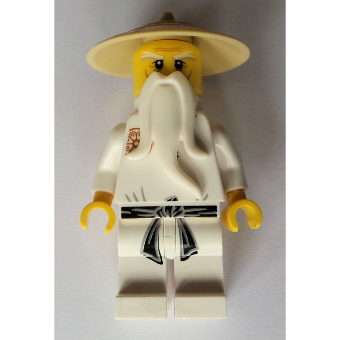 Lego sensei wu minifigure brick owl lego marketplace - Ninjago sensei wu ...