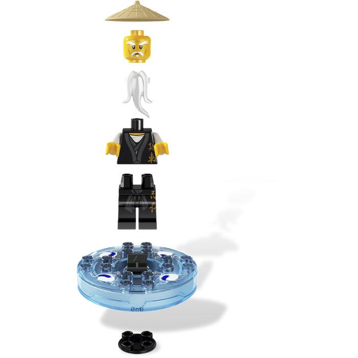 Lego sensei wu set 2255 brick owl lego marketplace - Ninjago sensei wu ...