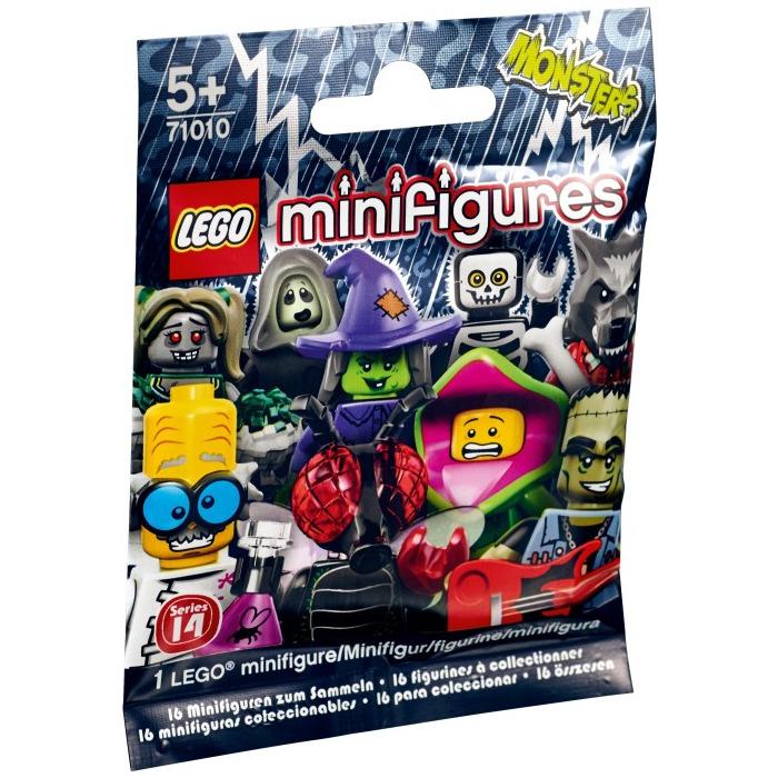 Lego Series 14 Minifigure Random Bag Set 71010 0 Brick