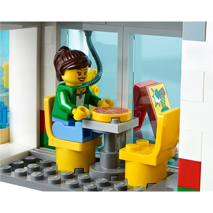 LEGO Service Station Set 60132 | Brick Owl - LEGO Marketplace