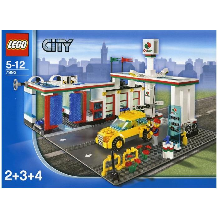 lego service station set 7993 brick owl lego marketplace. Black Bedroom Furniture Sets. Home Design Ideas