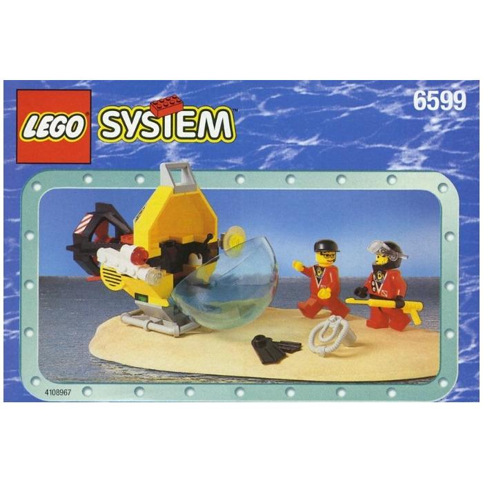 LEGO Shark Attack Set 6599