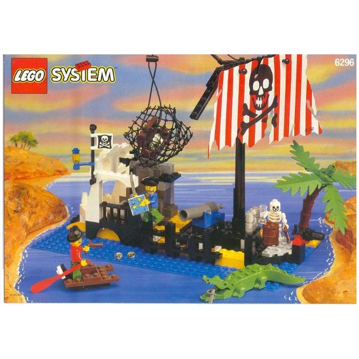 Lego Shipwreck Island Set 6296 Brick Owl Lego Marketplace