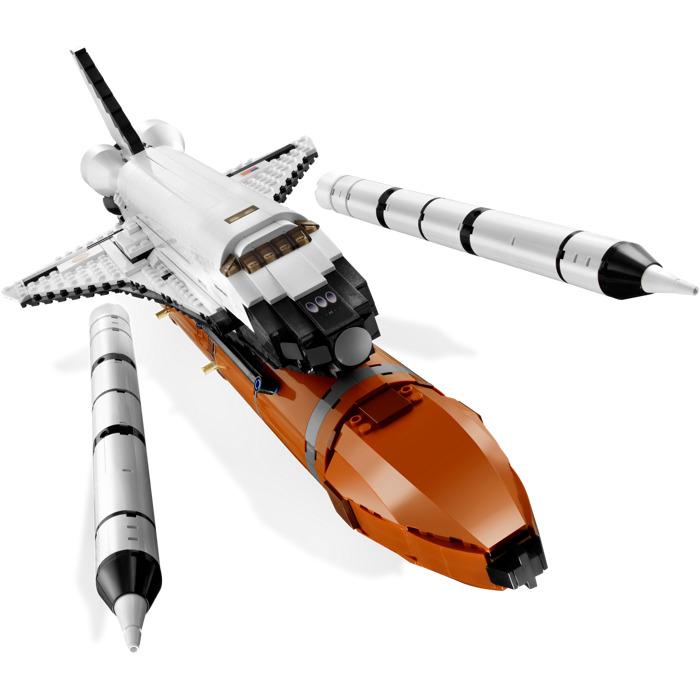 space shuttle lego set 10213 - photo #11