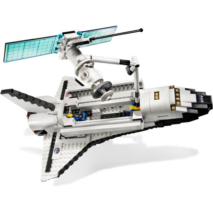 space shuttle lego set 10213 - photo #13